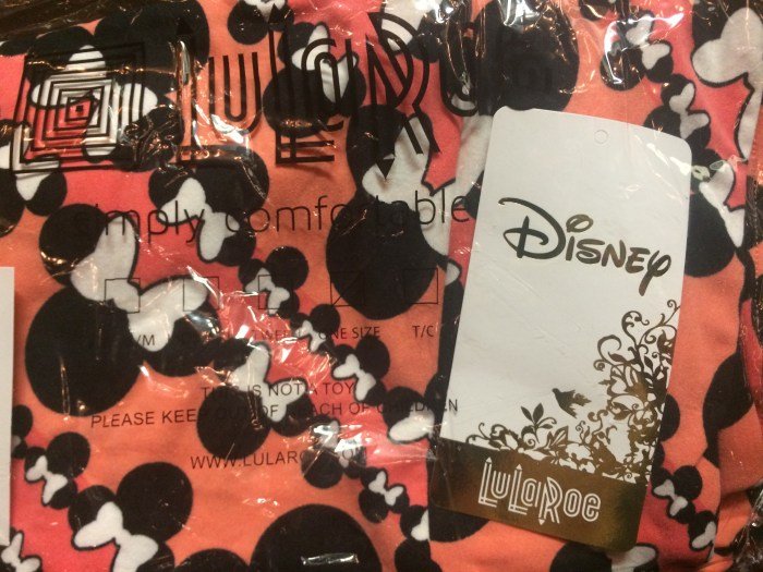 LuLaRoe announces Disney line of clothing