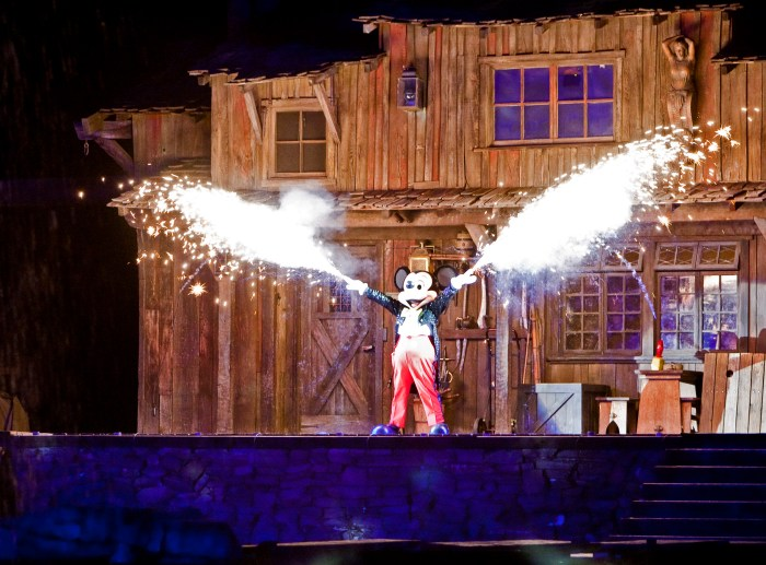 Fantasmic - Reasons to Visit Disneyland this summer 2017