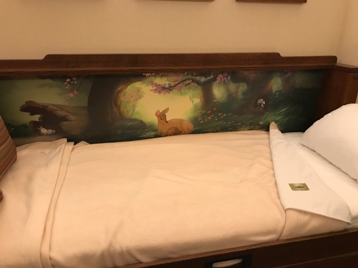Tour of the new rooms at the Grand Californian