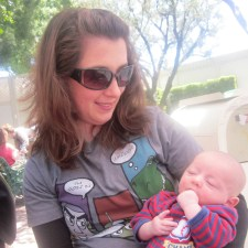 The best places to breastfeed at the Disneyland Resort