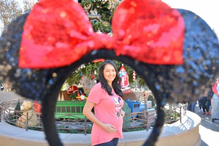disney california adventure pregnant