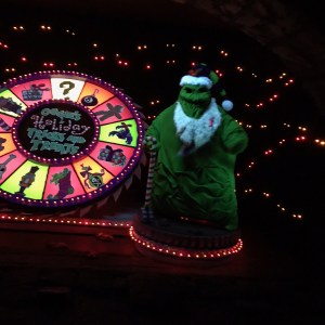 Haunted Mansion Holiday Oogie Boogie