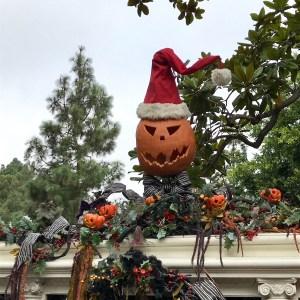 Haunted Mansion Holiday Pumpkin