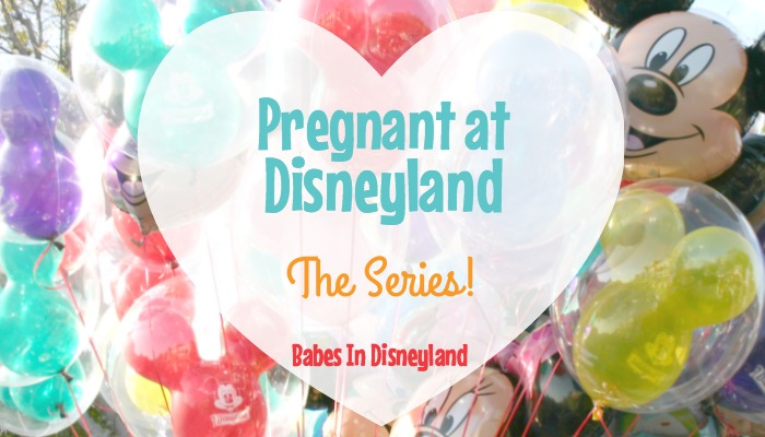 Pregnant at Disneyland a series by Babes In Disneyland