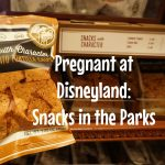 Pregnant at Disneyland: Snacks in the Parks