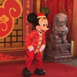 Mickey Photo Op