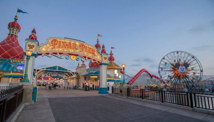 Image result for pixar pier