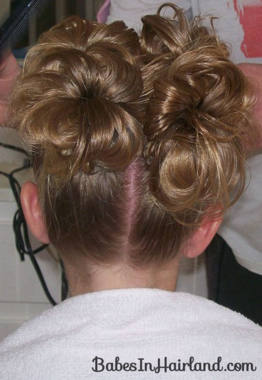 Fancy Messy Buns (6)