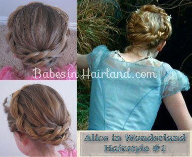 Alice in Wonderland Hairstyle #1 (1)