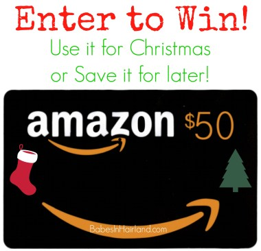 Amazon$50giveaway