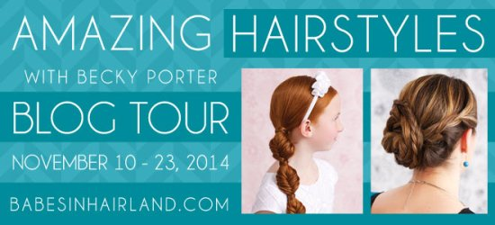 Amazing Hairstyles Blog Tour from BabesInHairland.com