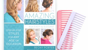 Amazing Hairstyles Book Blog Tour - Babes In Hairland