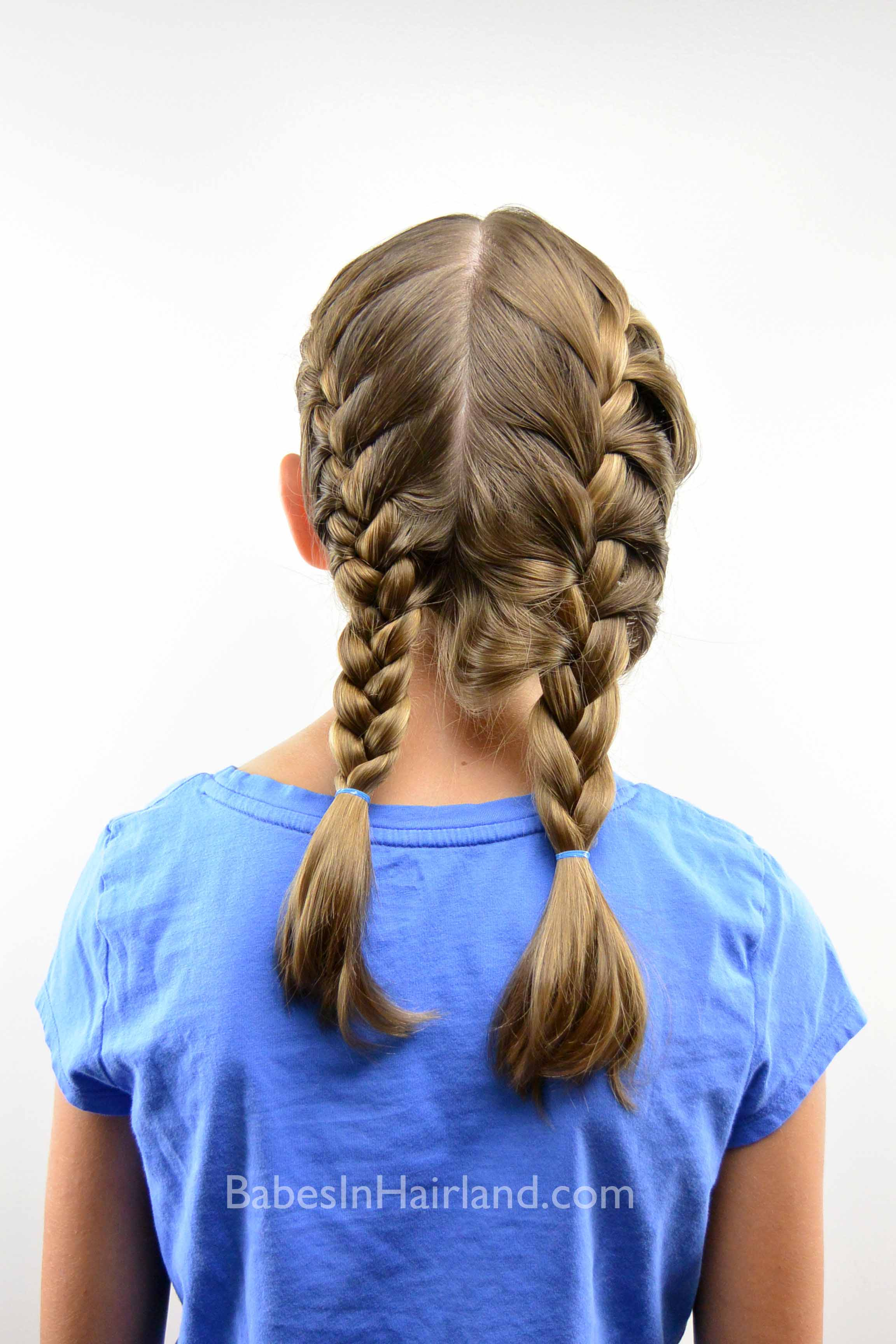 How To Get A Tight French Braid From Babesinhairland #frenchbraid  #hairtips