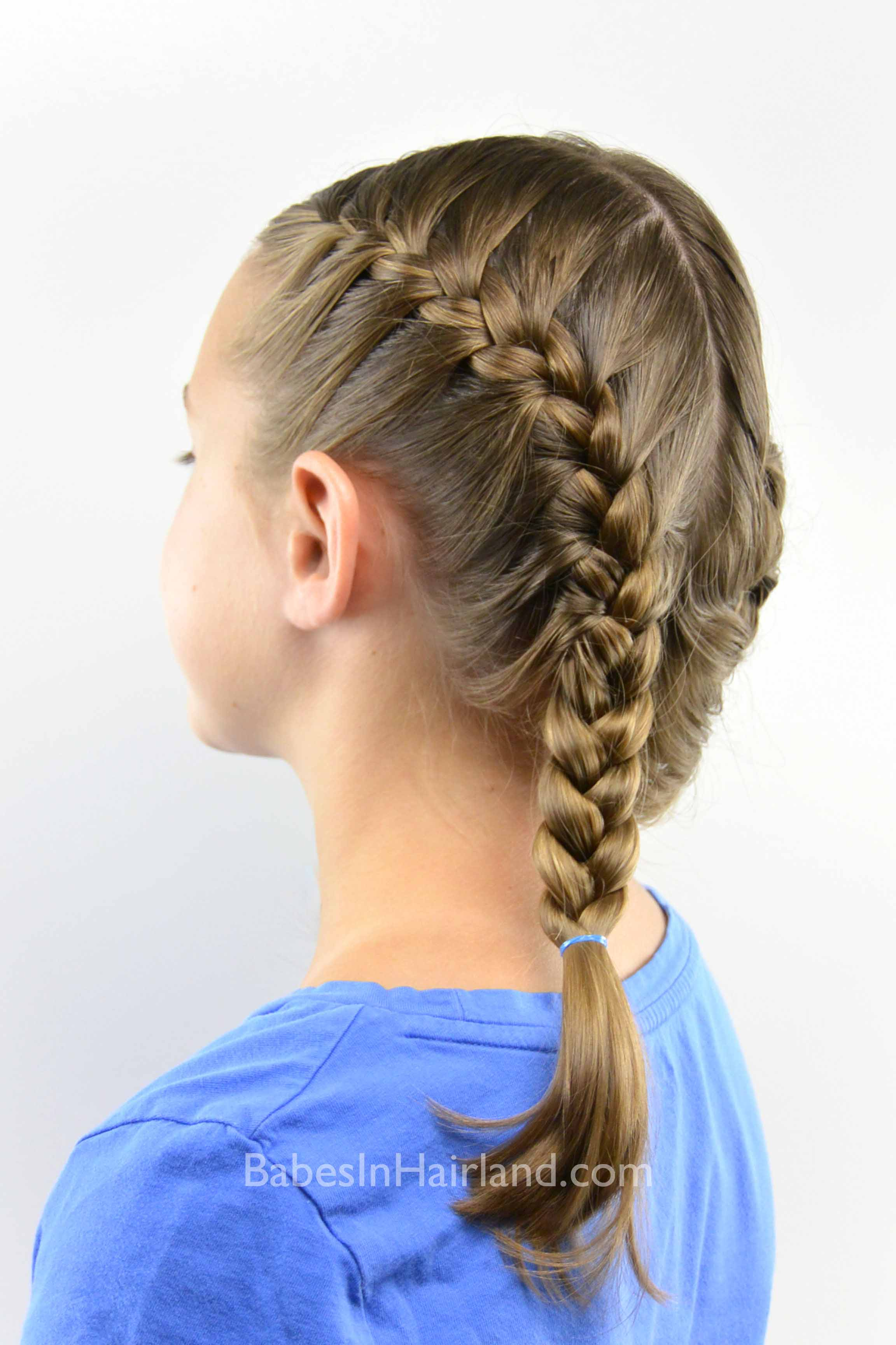 French braiding tips -  How To Get A Tight French Braid From Babesinhairland Com Frenchbraid Hairtips