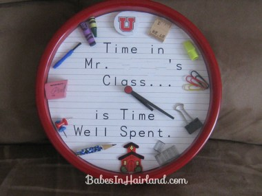 Teacher Appreciation Clocks (2)