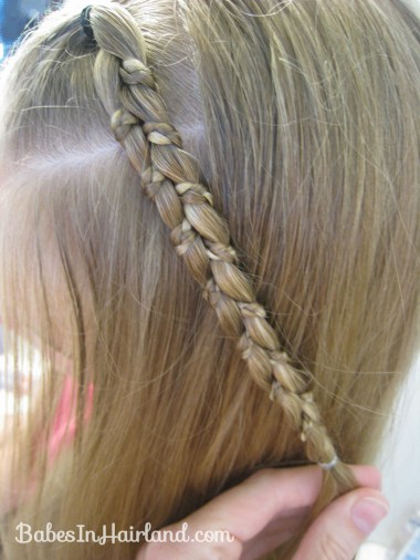 Figure 8 Braid #2 and Side Pony (3)