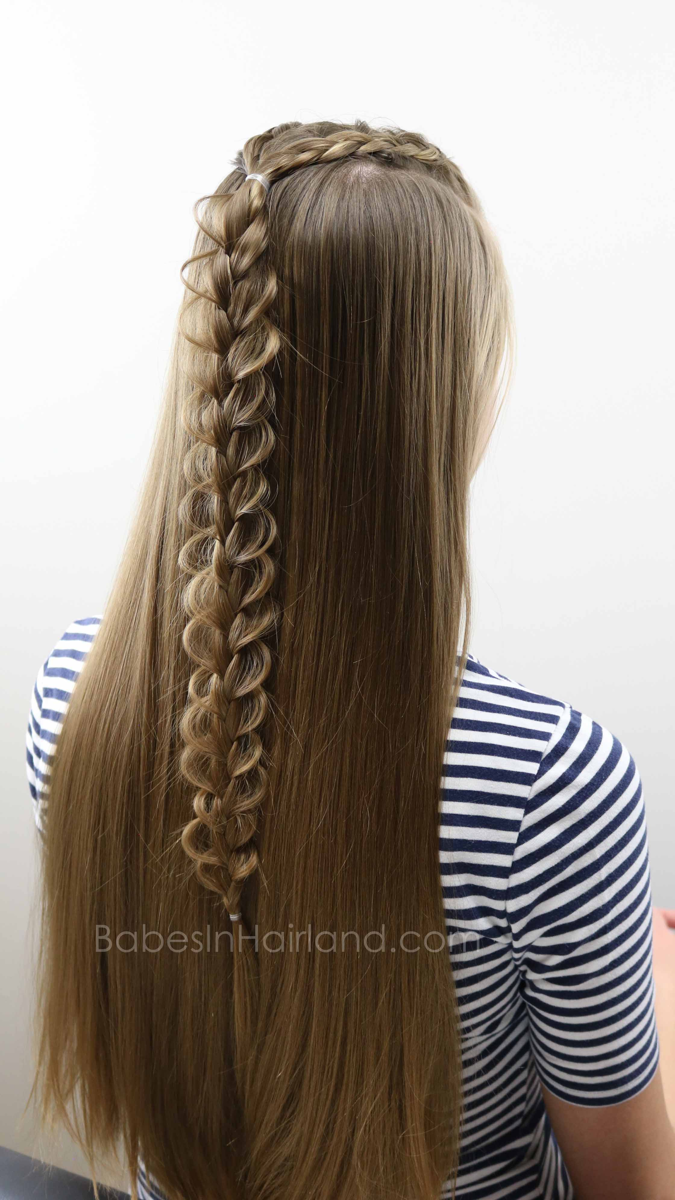 2 Dutch Braids 5 Different Hairstyles | BabesInHairland.com