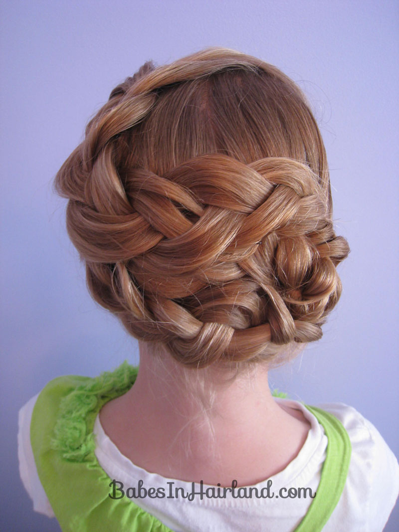 easy braided hair styles easy braided hairstyle in hairland 1228