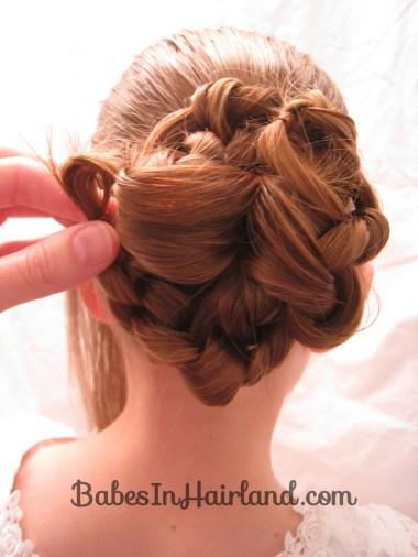 Braid & Knotted Bun Updo from BabesInHairland.com (11)