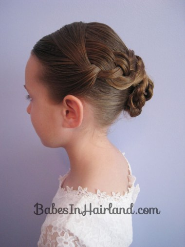 Braid & Knotted Bun Updo from BabesInHairland.com (14)