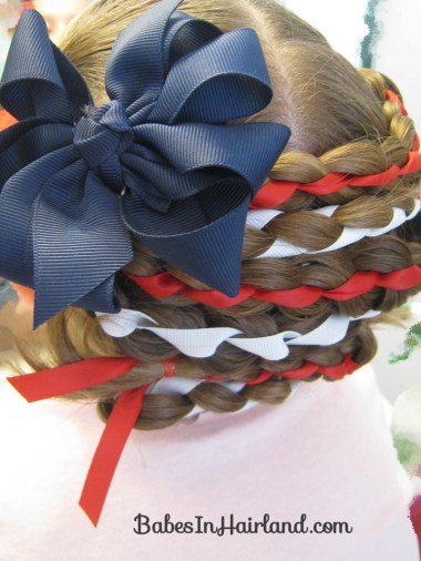 American Flag Hairstyle (10)