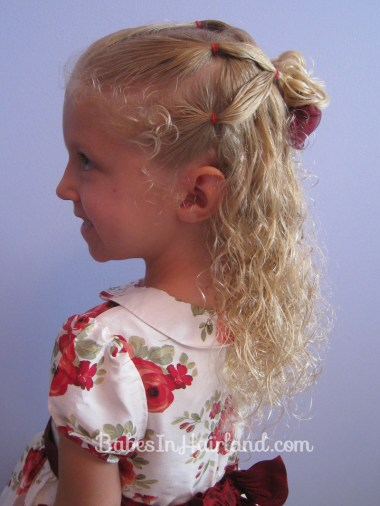 Simple Style for Curly Hair from BabesInHairland.com (3)