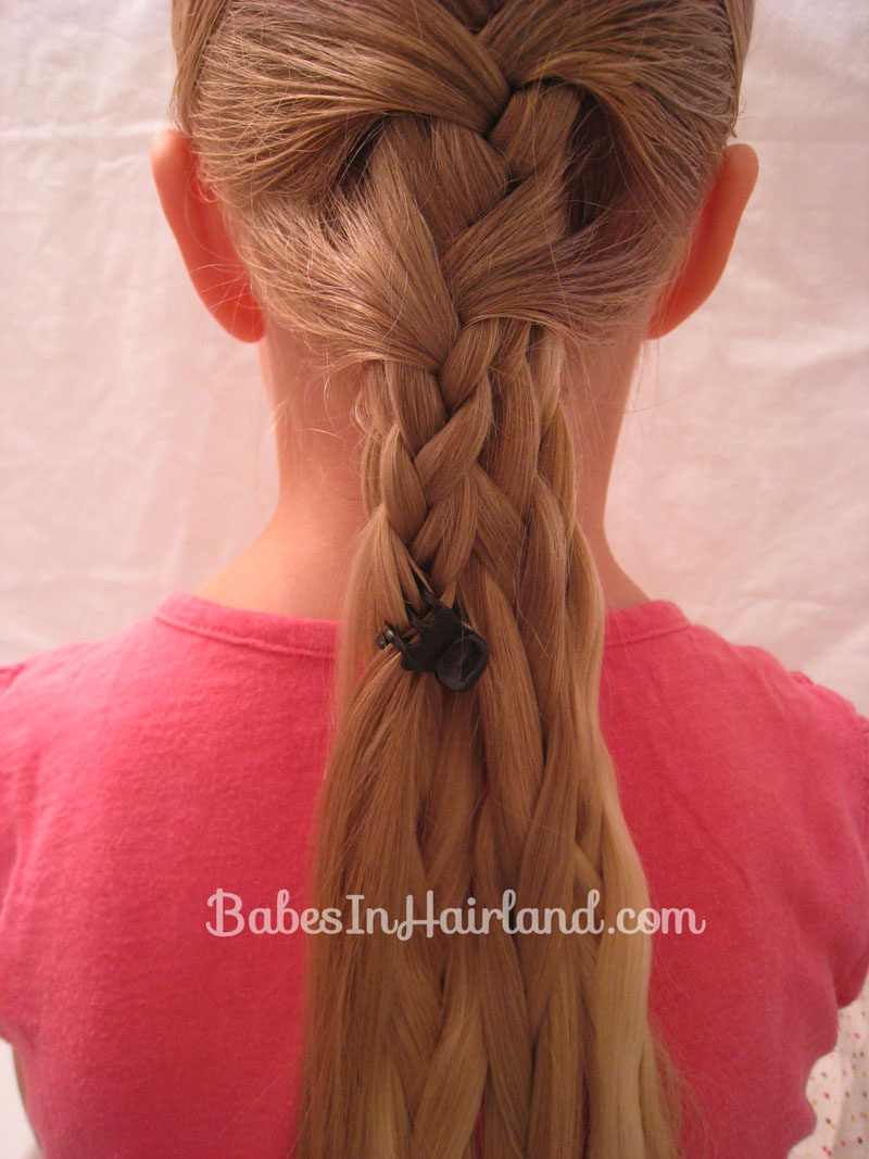 French Braid Cheat from BabesInHairland.com (14)
