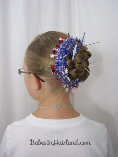 Patriotic Hairstyles from BabesInHairland.com (2)