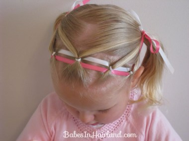Ponies & Ribbon Hairstyle (17)