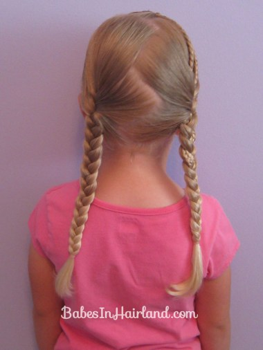 Triple Braided Pocahontas Braids (7)