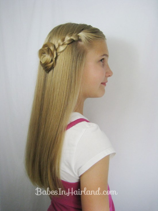Easy Braided Pullback from BabesInHairland.com
