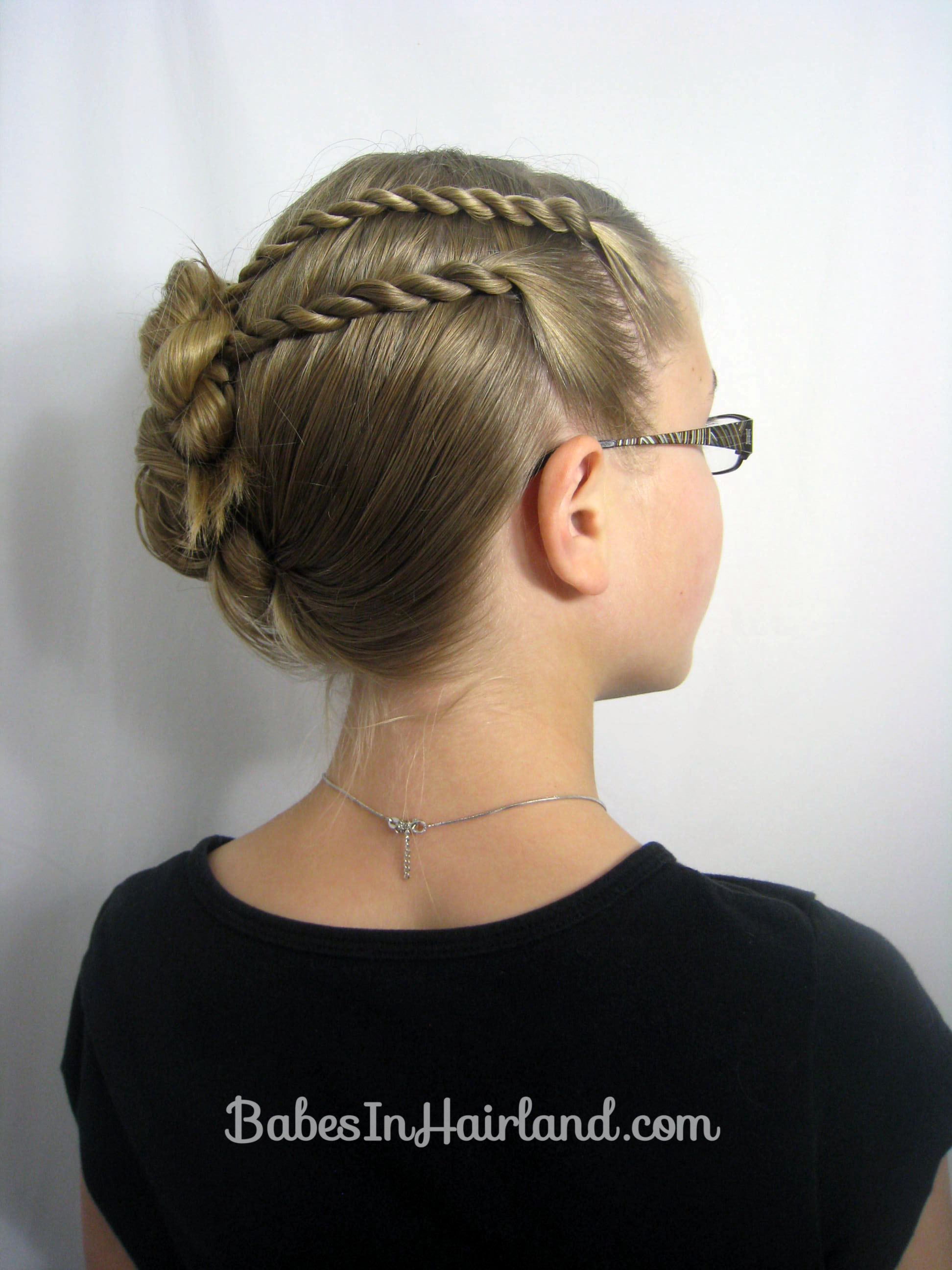 prom hair styles for hair rope braid hairstyle in hairland 2532