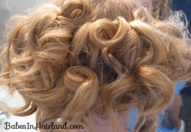 Cascading Pinned Up Curls (6)