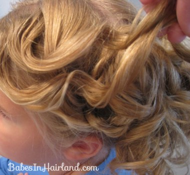 Cascading Pinned Up Curls (11)