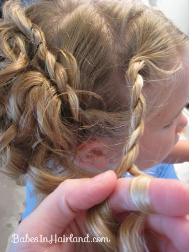 Cascading Pinned Up Curls (15)