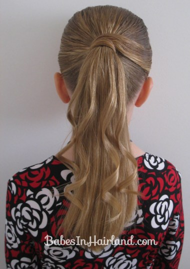 Fancy Wrapped Ponytail (13)