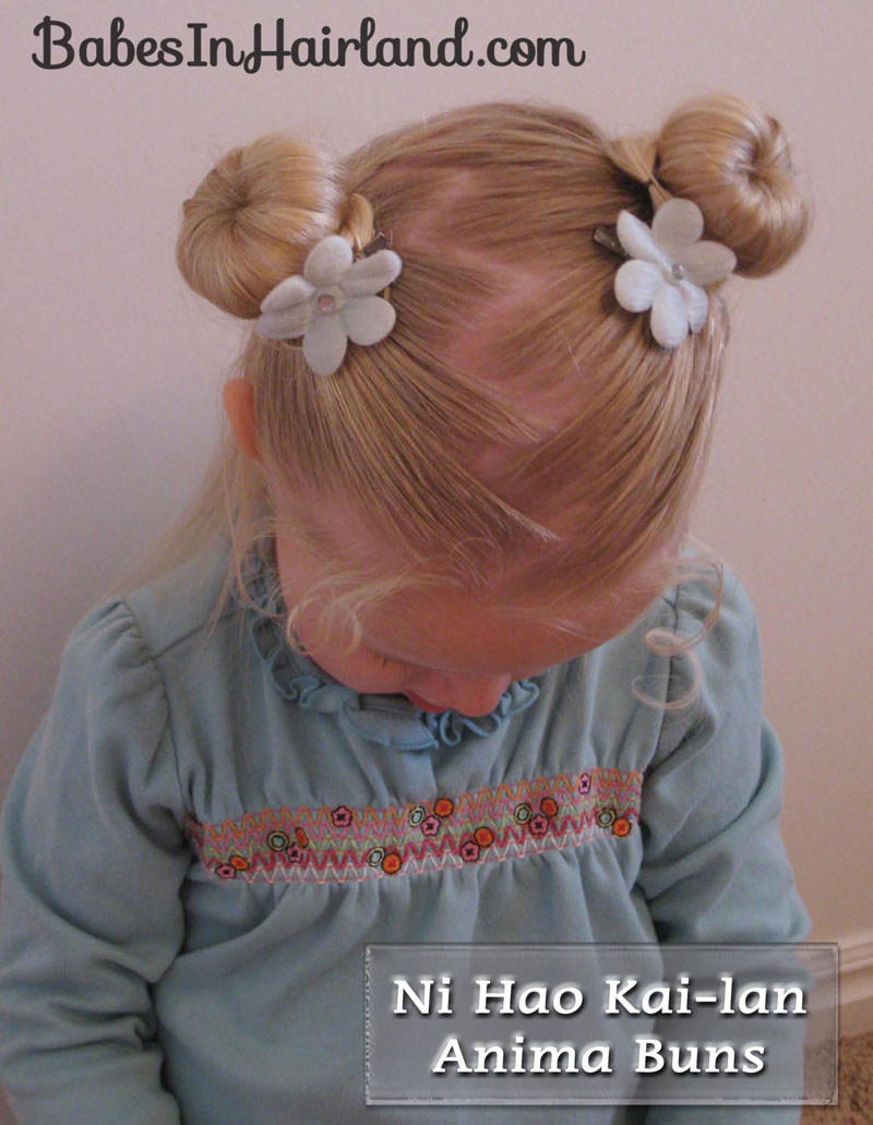 ni hao kai lan anima buns in hairland