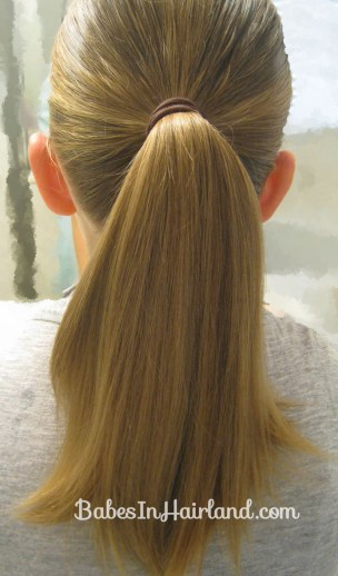 Bun for Shorter Hair (2)