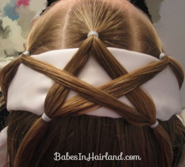 Christmas Star Headband (1)