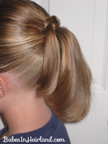 Knotty Ponytail(s) (7)