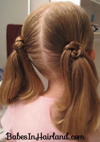 Knotty Ponytail(s) (10)