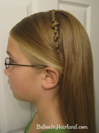 Rubber Band Wrap Headband (3)