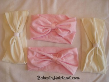 How to Make a Baby Headband (1)