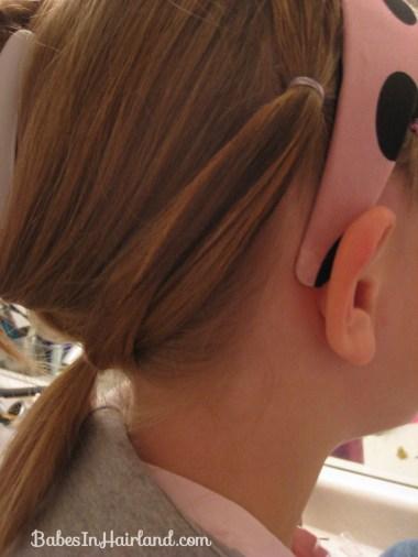 Polka Dot Headband Hairstyles (11)