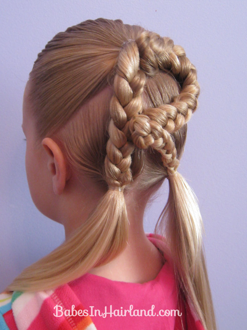 Letter R Hairstyle 11