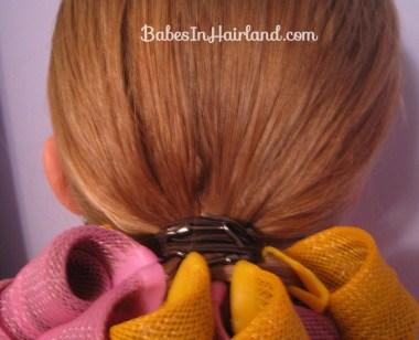 Ponytail Hooks & Curlformers (8)