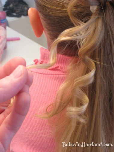 Curls above Ponytail Hairstyle (9)