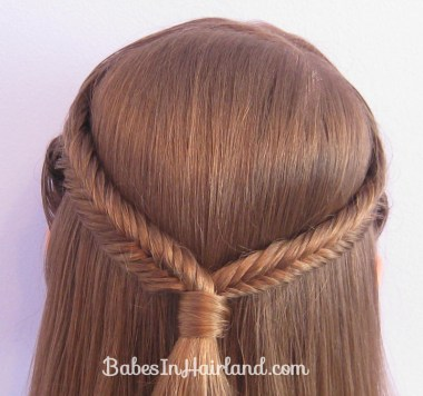 Fishbone Braid Pullback (1)