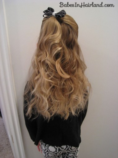 Row of Knots Hairstyle (10)