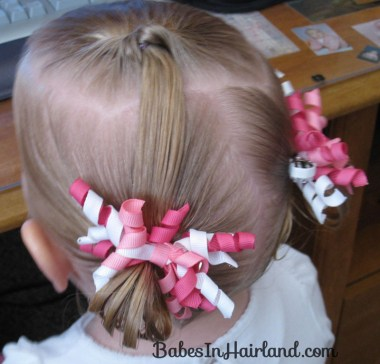 Pull Through & Baby Ponytails (1)
